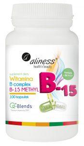 najlepsza witamina b15