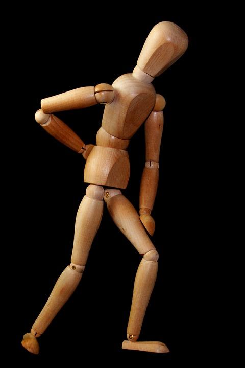 dyskopatia - bóle pleców